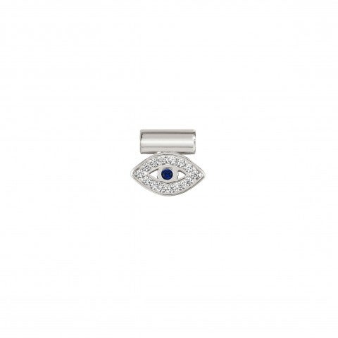 SeiMia_Eye_Charm_Charm_with_white_and_blue_Cubic_Zirconia