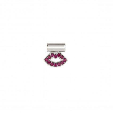 SeiMia_Mouth_Charm_Charm_with_red_Cubic_Zirconia