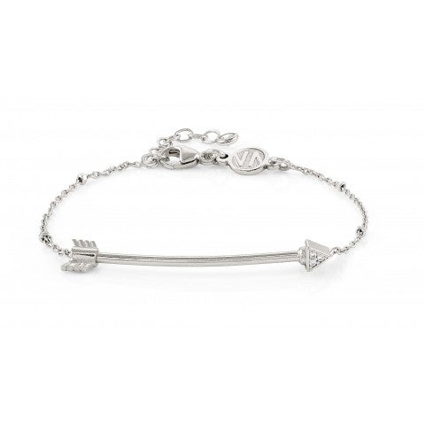 SeiMia_Bracelet_with_long_Arrow_Silver_bracelet_with_Zirconia
