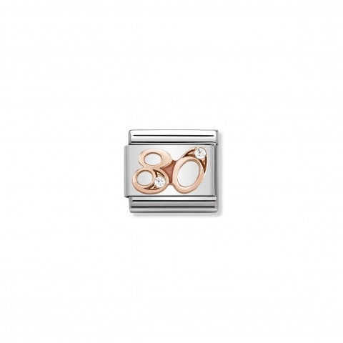 Composable_Classic_Link_Number_80_in_Rose_Gold_Link_in_rose_gold_with_Zirconia