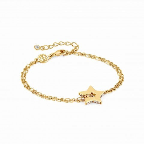 Essentials_Gold_Star_Bracelet_Bracelet_with_Cubic_Zirconia