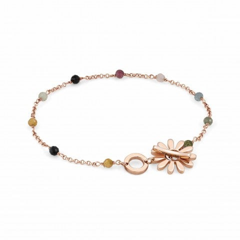 Mon_Amour_Flower_and_Gemstones_Bracelet_Bracelet_with_rose_gold_plated_finish
