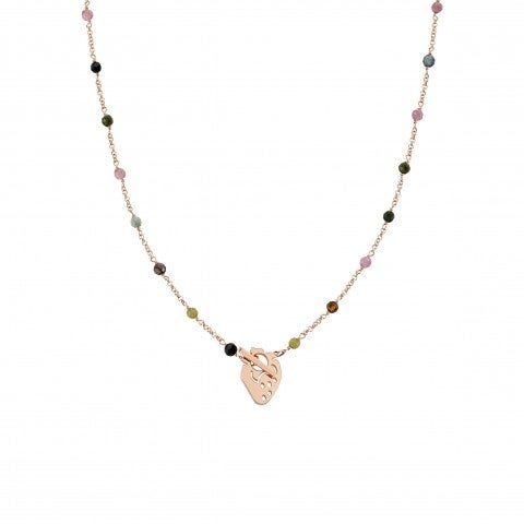 Long_Mon_Amour_Strawberry_Necklace_Necklace_with_gemstones_and_pendants