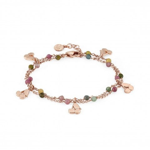Mon_Amour_Cherry_Pendants_Bracelet_Bracelet_with_galvanic_bath_rose_gold_plating