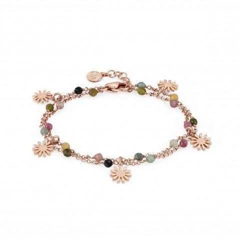 Mon_Amour_Flower_Pendants_Bracelet_Bracelet_with_galvanic_bath_rose_gold_plating