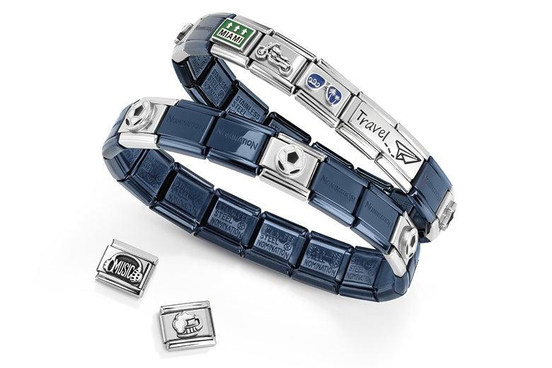 Nomination Armband Konfigurator