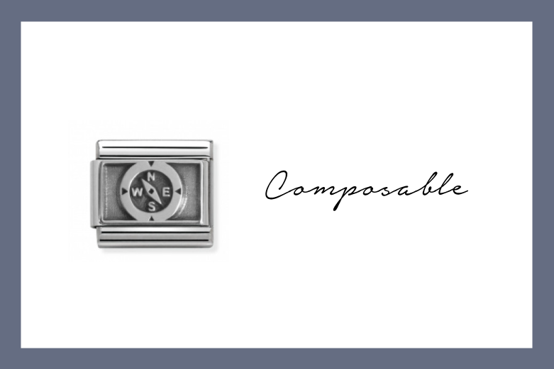 Composable Classic Link Compass