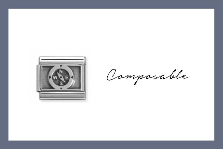 Composable Classic Link Boussole