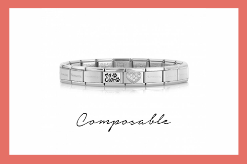 Composable Classic Bracelet My Cat