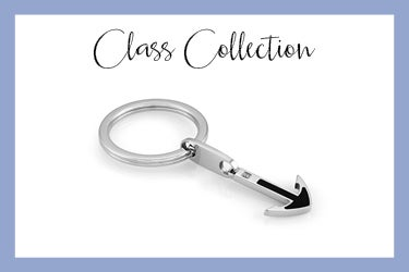 Montecarlo Key Chain Stainless Steel