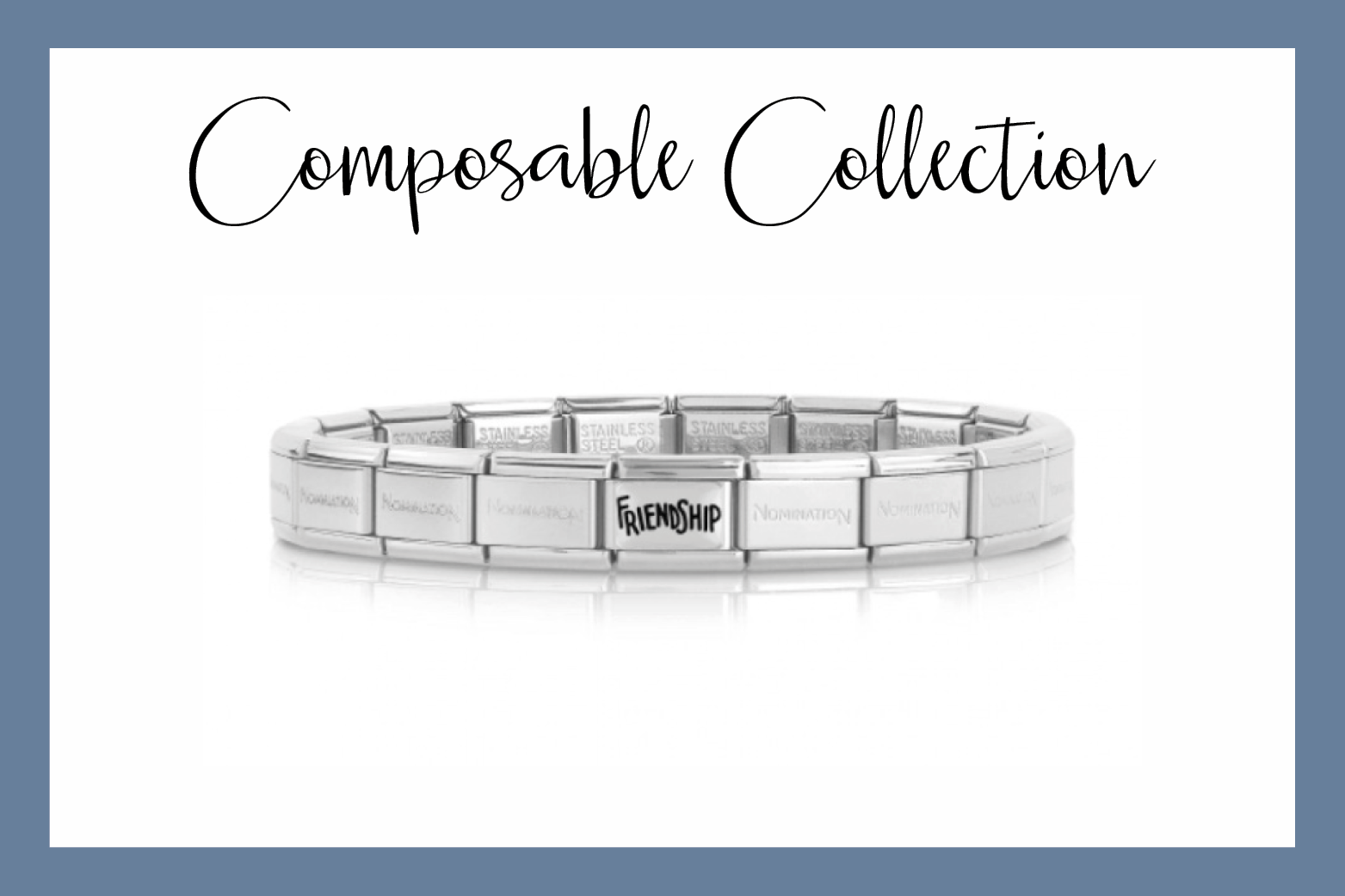 Composable Classic Bracelet Friendship