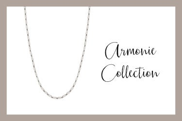 Armonie Long necklace with pendants