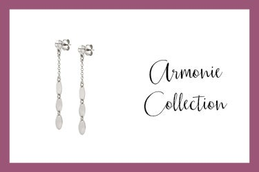 Armonie earrings with pendants
