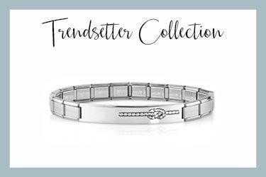 Trendsetter bracelet with knot