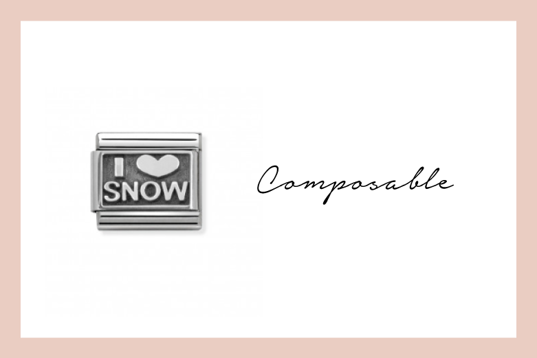 Composable Link I Love Snow