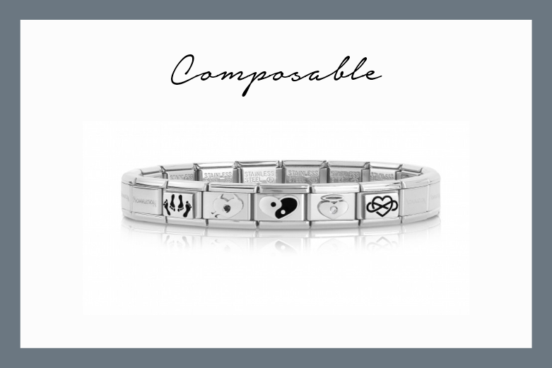 Composable Classic Bracelet Valentine's for Him