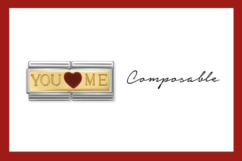 Composable Classic Double Link You and Me