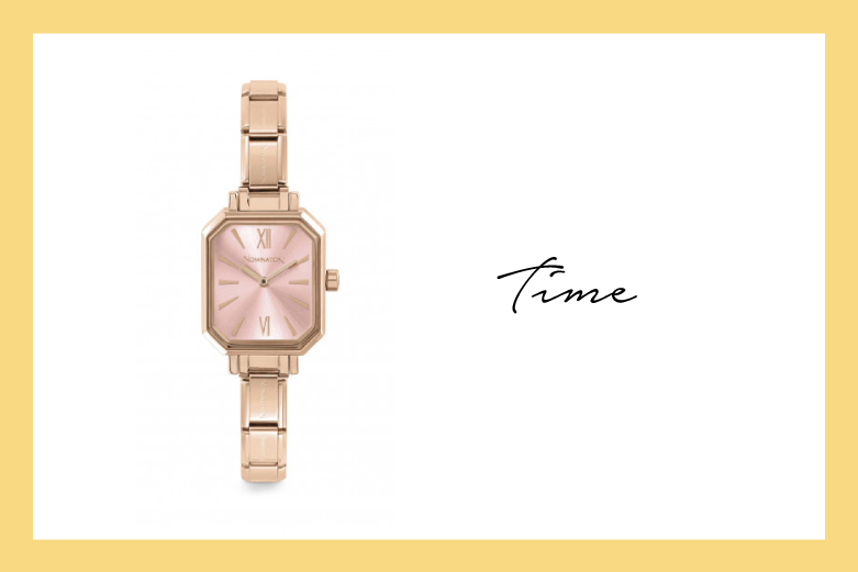 Composable Watch in rose gold