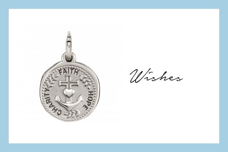 Wishes Pendant Charity